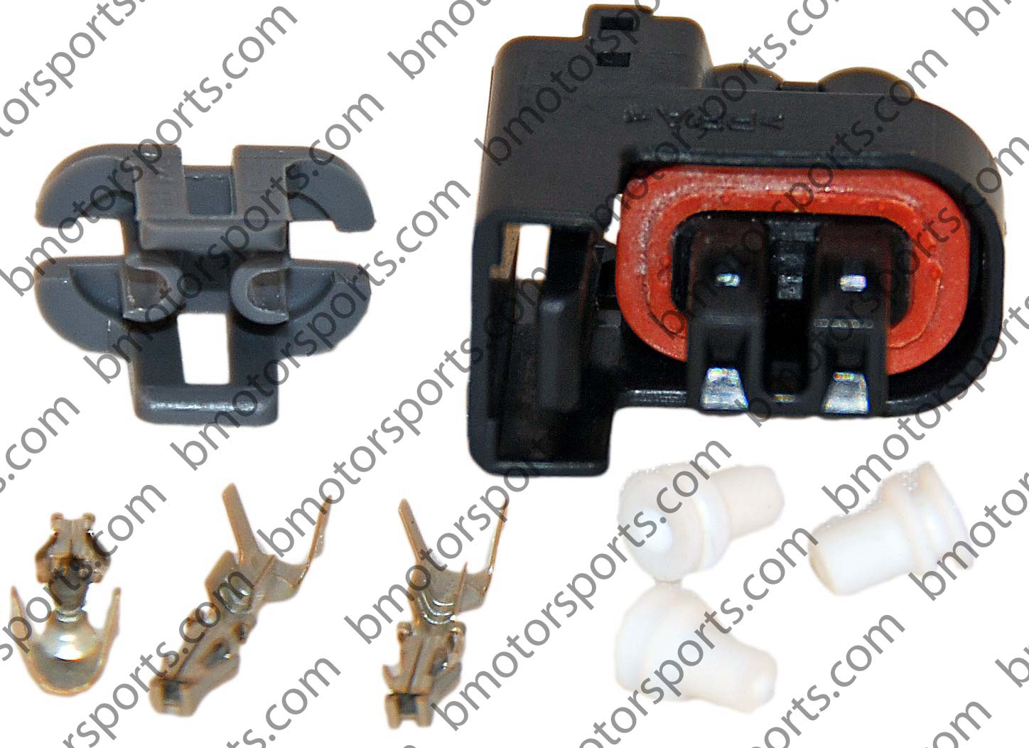 Home Shop Gm Delphi Packard Multec2 Injector Wiring Connectors Connector Kit