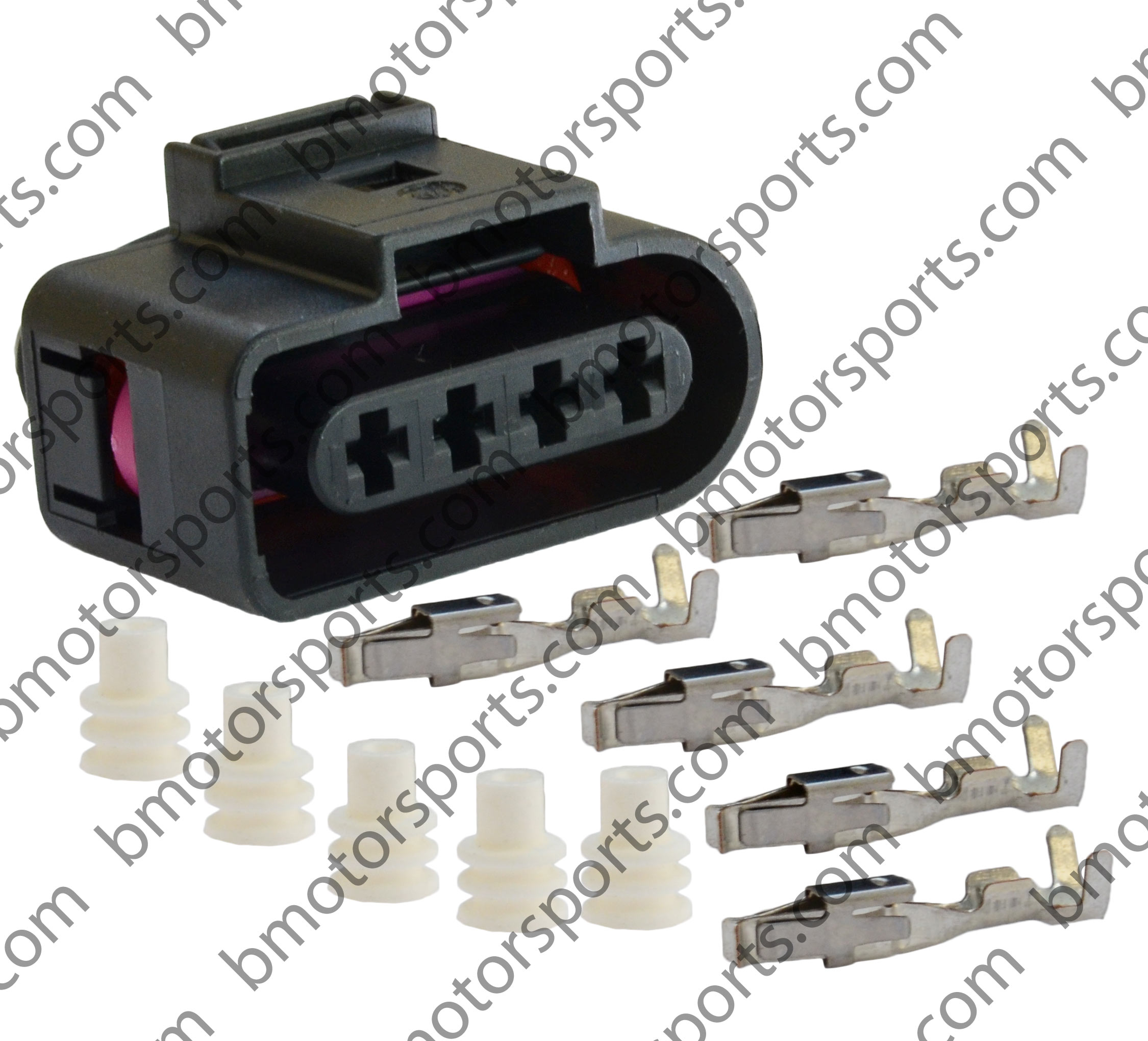 Home Shop New Products 4 Way Bosch Ignition Coil Connector Kit Plug Wiring